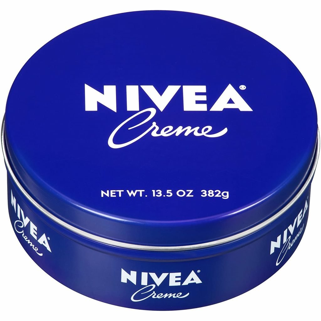 NIVEA Creme - Unisex All Purpose Moisturizing Cream for Body, Face and Hand Care - Use After Washing with Hand Soap